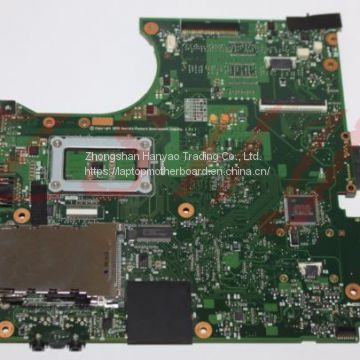 538409-001 for hp Compaq Notebook 510 610 laptop motherboard 6050A2256501 ddr2 Free Shipping 100% test ok