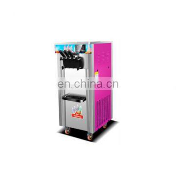 top quality commecrial mini soft ice cream making machine cooler
