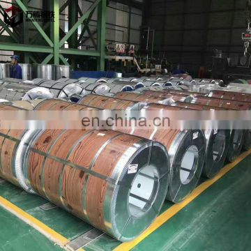 camouflage series prepainted galvalume steel coil for decoration