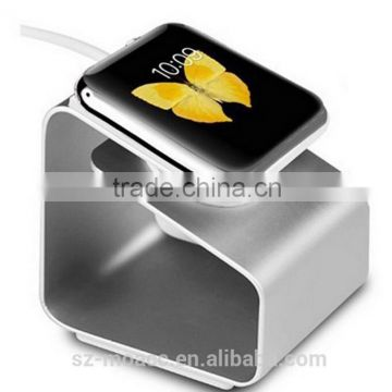 new aluminum stand for apple watch stand, smart watch display stand, charger stand