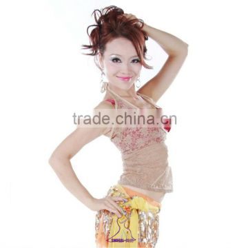 SWEGAL 2014 wholesale hot selling sex belly dance top SGBDB13049