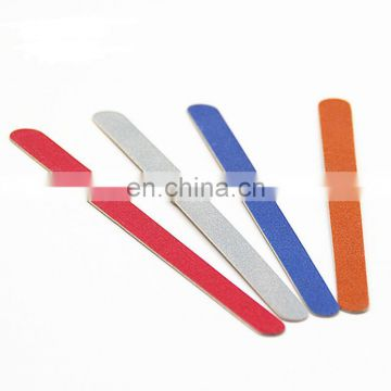Promotional cheap disposable Nail File with colourful designs