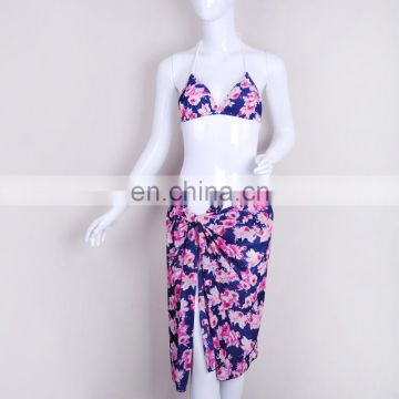 China Factory Direct Sale Two Pieces Bikini Swimwear