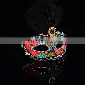 2015 Unique Design Women Carnival Artificial Face Masks