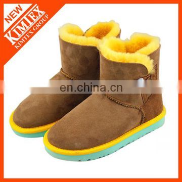 brown ankle boots for kids