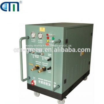 WFL16 Series R134a R410a R22 Refrigerant Recovery System Of