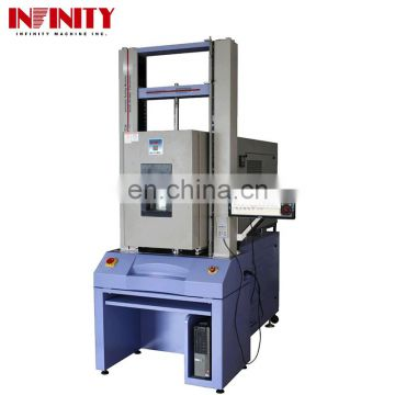 High Temperature Muffle Furnace with Tensile Tester-Lab Equipment-Measuring Instruments-Material Testing Machine