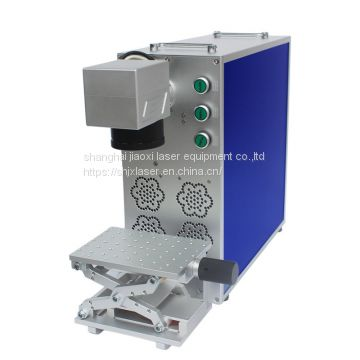 20w High precision Fiber Laser Marking machine for coding marker