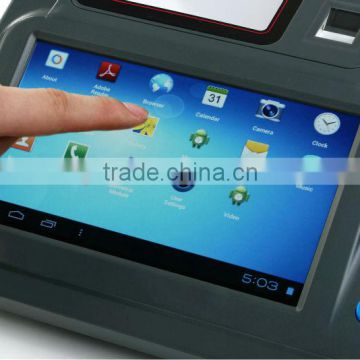 Telpo TPS550 android wcdma WIFI barcode reader and finger reader pos terminal 3G                                                                         Quality Choice