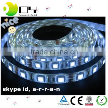 5050 CE Rohs DC 12v Led Strip, Remote Controlled Battery Operated Led Strip Light, led strip lights