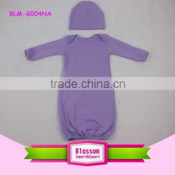 2bba26589063 Children Apparel Lavender Long Sleeve Design Jumper Baby Romper Wholesale  Baby Clothes Blank Custom Romper Boy ...