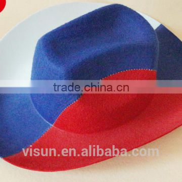 6ccdbc160 football fans cheer 2018 Russian World Cup cowboy fan hats of Hat from China  Suppliers - 145693724