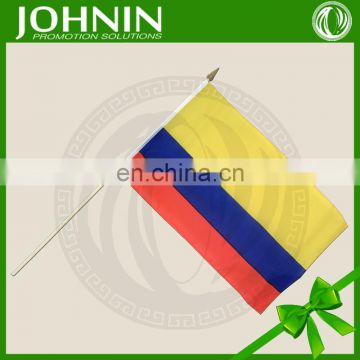 2016 High Quality Low Price Different Kinds Of Mini Hand Flag