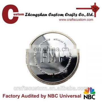 Custom make your own coin/blank silver coin