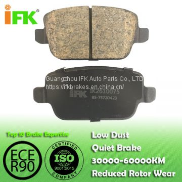 IK2610075:1477803,GDB1732,/GDB1708,GDB1709,D1314,FORD Disc Brake Pads
