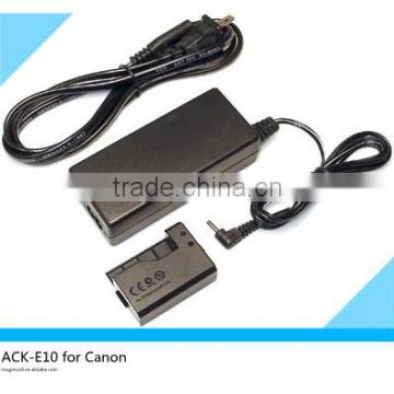 Adapter For Canon 1200D,Ack-E10 Camera Accessories For Canon Battery Pack Lp-E10,ACK-E10 AC Power Adapter for Canon