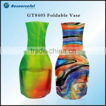 China Manufacture Restaurant Table Flower Vaseplastic Flower Vase