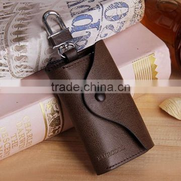 3bebf12ed300 New Products, buy Leather Key Chain Pouch Bag Key case Key Holder ...