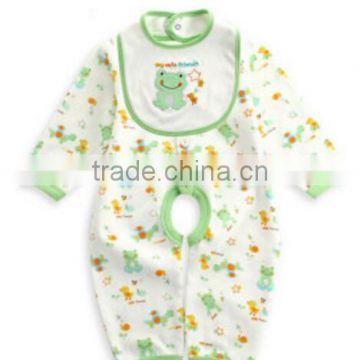 100%cotton long sleeve baby underwear