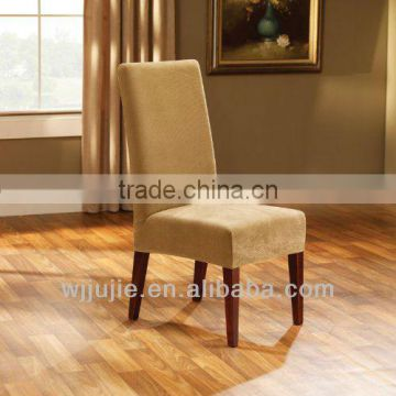 spandex suede dining chair covers