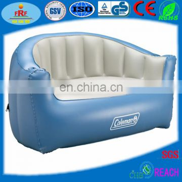 Inflatable Fan Shaped Loveseat Sofa Chair