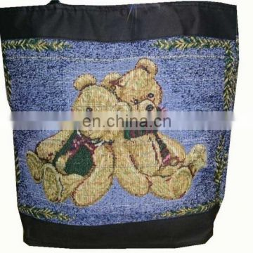 HANDLOOM FABRIC CANVAS BAG