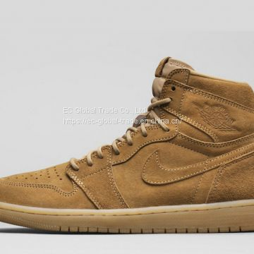 Air Jordan 1 Retro High OG ''Wheat'' Shoes, Wholesale Men's Sneakers & Basketball  Shoes for Sale