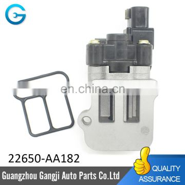 Idle Air Control Valve Idle Speed Motor 22650-AA182 For WRX Genuine 2.0 ej205 2002-2005
