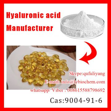 Sodium Hyaluronate(Low Molecule Weight Application)