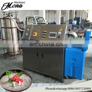 2018 hot sale!dry ice block/slices/solid Co2 making machine