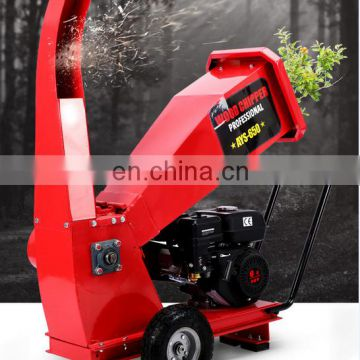 Large 6 inch wood chipper Wood Chipper with CE