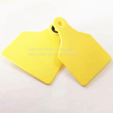 two pieces type quality ear tag for cattle