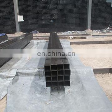 china factor 19x19 thin wall steel square tubing