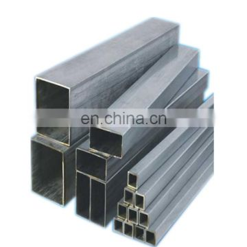 100x100 Best price Metal square tube for construction fabrication square Tube
