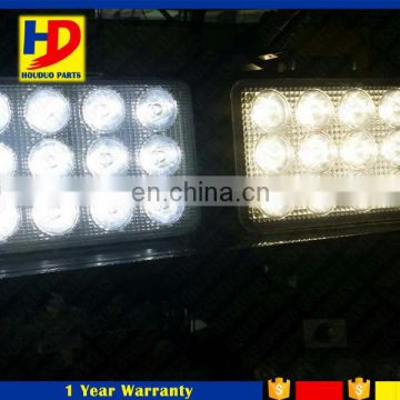 Construction Machinery Parts Vehicle Tool LED Light With Different Shape