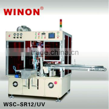 WSC-SR12UV Fully Automatic WINON Screen Printing Machine for