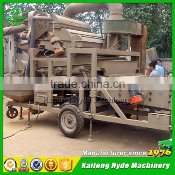 5XZF Combine mobile seed cleaner for Wheat cleaning