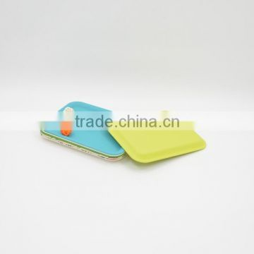 Hot-sell Eco Bamboo Fiber Serving Tray