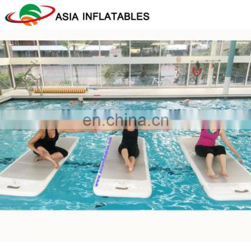 New Inflatable Yoga Mat On Water / Inflatable Floating Water Yoga Mat / Floating Yoga Mat