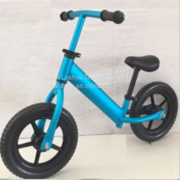 Kid Balance bicycle, balance bike, Light balance bike