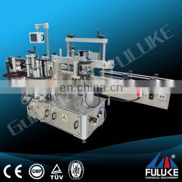FLK new design 5 gallon cap labeling machine