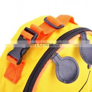 Promotional Cute Polyester Collapsible Children Food Out To Lunch Delivery Carry Insulated Cooler Bag Wholesale