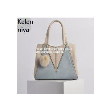 24b7a849780 Guangzhou Factory Stocks and Without Any MOQ 2018 High Quality Leather  Fashion Designer Women Female Tote