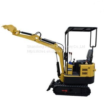 Mini 0.8 ton Crawler excavator for sale