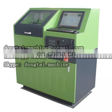 DTS709 Common rail injector test bench with common rail data inside