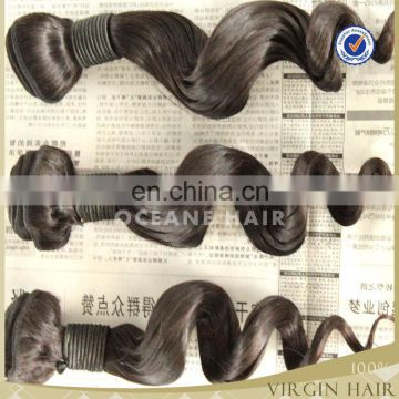 Caribbean indian remy 100 percent human hair
