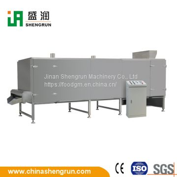 Multifunctional Pet Food Extrusion Bulking Processing Machine
