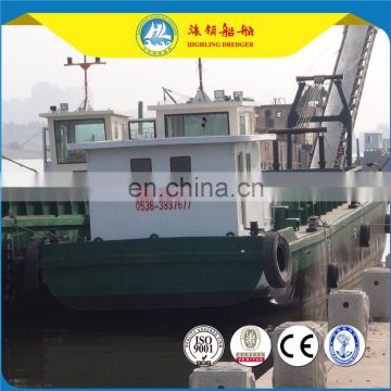 China Sand Transportation Ship Capacity 300ton in river Hot Sale