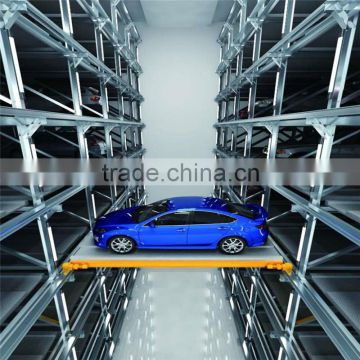 automatic stacker car parking equipment parking systems Full automatic stacker car garage