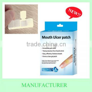 Canker Cover for Mouth Ulcer